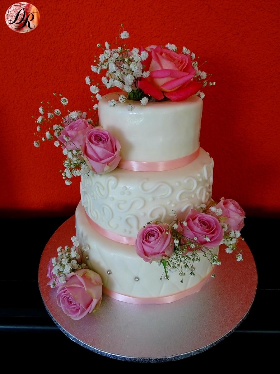 Hochzeit torte für diamantene Torte für
